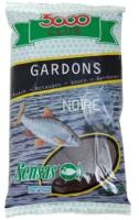 Прикормка рыболовная Sensas 3000 Club Gardon Noire / 11551 (1кг) -