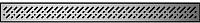 Решетка для трапа Radaway Steel 5R065SS -