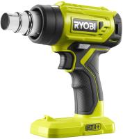 Cтроительный фен Ryobi R18HG-0 / 5133004423 ONE + (без батареи) -