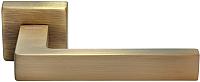 Ручка дверная Morelli Horizont SQ CAFFE -