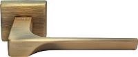 Ручка дверная Morelli Fiord SQ CAFFE -
