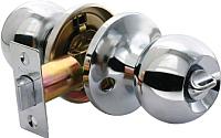 Ручка дверная Rucetti HK-01 WC PC -