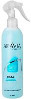Спрей после депиляции Aravia Professional успокаивающая (300мл) -