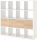 Шкаф с витриной Ikea Каллакс 092.280.94 -