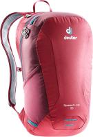 Рюкзак туристический Deuter Speed Lite 16 / 3410118 5528 (Cranberry/Maron) -