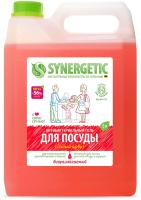Средство для мытья посуды Synergetic Арбуз биоразлагаемое (5л) -