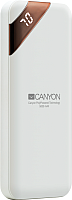 Портативное зарядное устройство Canyon CNE-CPBP5W (белый) -