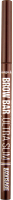 Карандаш для бровей LUXVISAGE Brow Bar Ultra Slim тон 302 -