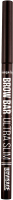 Карандаш для бровей LUXVISAGE Brow Bar Ultra Slim тон 306 -