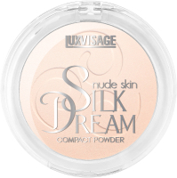 Пудра компактная LUXVISAGE Silk Dream Nude Skin тон 3 (10г) -