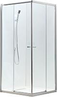 Душевой уголок Adema Glass Vierkant / MD1142-80 (прозрачное стекло) -