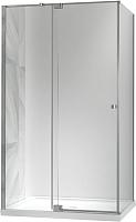 Душевое ограждение Adema Ionic Chrome / BF5301-100 (прозрачное стекло) -