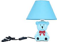 Прикроватная лампа ESCADA Bear 10179/L (синий) -