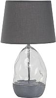 Прикроватная лампа ESCADA 10191/L (серый) -