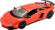 Масштабная модель автомобиля Bburago Ламборгини Авентадор LP750-4 SV / 18-21079 (красный) -