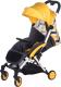 Детская прогулочная коляска Babyhit Amber Plus (yellow) -