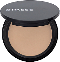 Пудра компактная Paese Matte Powder Semitransparent 6А (легкий загар) -