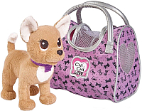Мягкая игрушка Simba Chi-Chi love Путешественница с сумочкой / 105893124 -