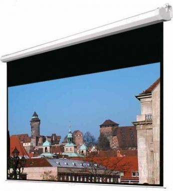 Проекционный экран Classic Solution Lyra 248x240 (E 240x135/9 MW-M8/W)