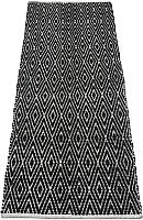 Ковер Indo Rugs Chardin 100 (140x200, черный) -