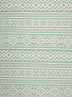 Ковер Indo Rugs Morocco 102 (140x200, бирюзовый) -