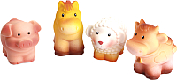 Набор фигурок Огонек Домашние животные / С-1056 -
