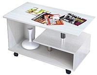 Журнальный столик Тэкс Консул-5 (сосна скандинавская) -