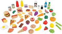 Набор игрушечных продуктов KidKraft Вкусное удовольствие / 63510-KE -