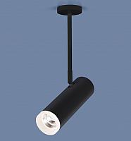 Спот Elektrostandard DLS022 9W 4200K (черный матовый) -