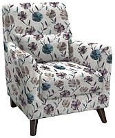 Кресло мягкое Нижегородмебель и К Либерти ТК 207/1 (фибра 2385/2) -
