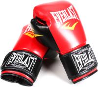 Боксерские перчатки Everlast D107 / 8oz (красный) -