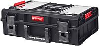 Ящик для инструментов QBrick System One 200 Profi / SKRQ200PCZAPG002 (черный) -