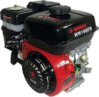 Двигатель бензиновый Weima WM168FB (6.5 л.с., S shaft) -