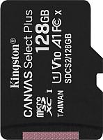 Карта памяти Kingston Canvas Select Plus microSDXC 128GB (SDCS2/128GBSP) -