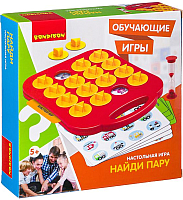 Развивающая игра Bondibon Найди пару / ВВ2411 -