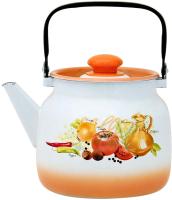 Чайник Лысьвенские эмали Итальянская кухня С-2713 П2/7Рч -