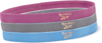 Спортивная повязка на голову Reebok RAYG-13100 (3шт) -