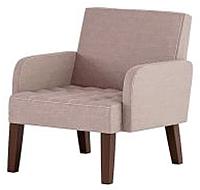 Кресло мягкое Нижегородмебель и К Квадро ТК 962 (витал ява) -
