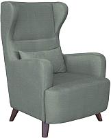 Кресло мягкое Нижегородмебель и К Меланж ТК 232 (лаунж 13) -