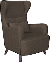 Кресло мягкое Нижегородмебель и К Меланж ТК 233 (лаунж 10) -