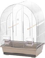 Клетка для птиц Duvo Plus Natural 11679/DV (бежевый) -