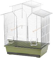 Клетка для птиц Duvo Plus Natural 11680/DV (зеленый) -