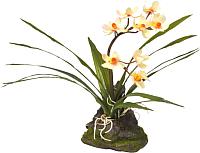 Декорация для террариума Lucky Reptile Orchid white / IF-09 (белый) -
