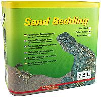 Грунт для террариума Lucky Reptile Sand Bedding SB-Y (7.5л, желтый) -