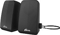 Мультимедиа акустика Ritmix SP-2075 (черный) -