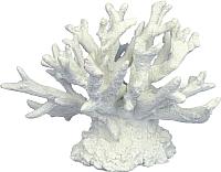 Декорация для аквариума Aqua Della Коралл Pillar / 234/446188 (белый) -