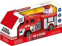 Игрушка на пульте управления Ausini Пожарная машина / SD-044 -