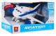 Самолет игрушечный WenYi WY710B (инерционный) -