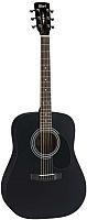 Акустическая гитара Cort AD 810 BKS -
