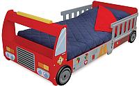 Стилизованная кровать детская KidKraft Пожарная машина / 76031 KE -